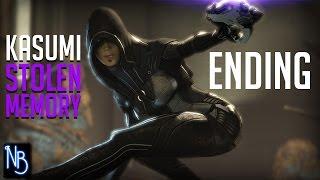 Mass Effect 2 (Kasumi: Stolen Memory) Walkthrough Part 3 ENDING No Commentary