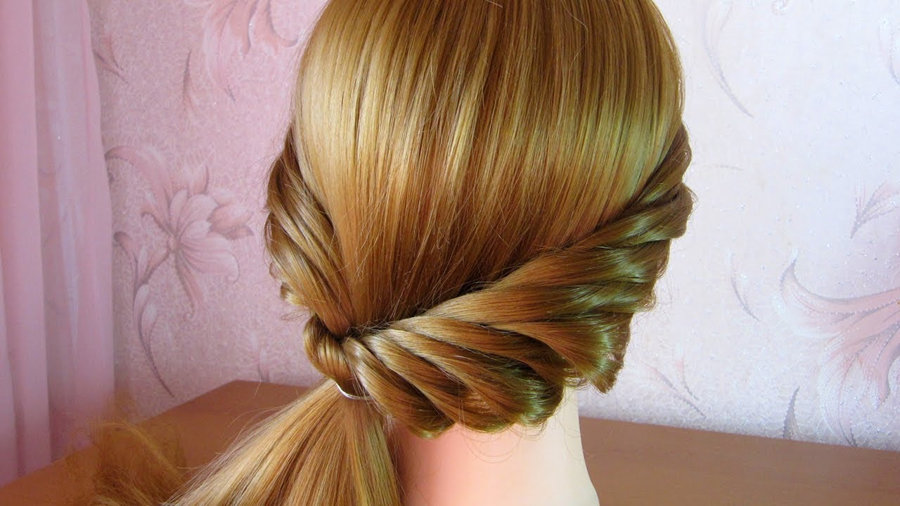 Very easy everyday hairstyle TUTORIAL #shorts