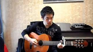 My heart will go on(Guitar) - Ricky Park