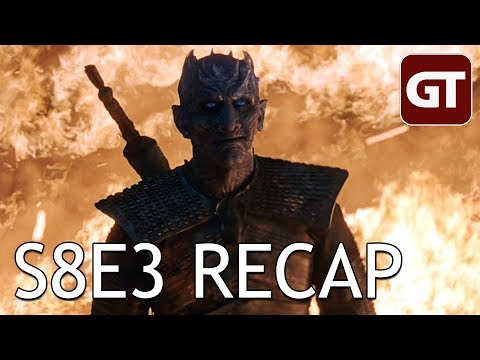 Game Of Thrones S8E3 Recap: GoT Ist Tot, Nietzsche Hatte Recht - GoT Talk German / Deutsch