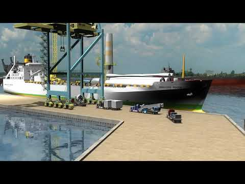 "The Paulsboro Marine Terminal ""Gateway to the Future"""
