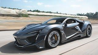 Fast & Furious Cars with Diamond Headlights lead Fuel Run 2018