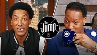 "Scottie Pippen Straight Firing At Isiah Thomas: ""He's a Michael Jordan hater!""  