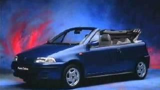 FIAT Punto Cabrio Spot