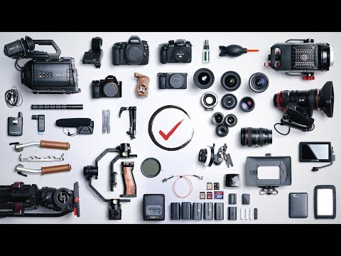 7 Essential Pieces of Gear Every Filmmakers Needs