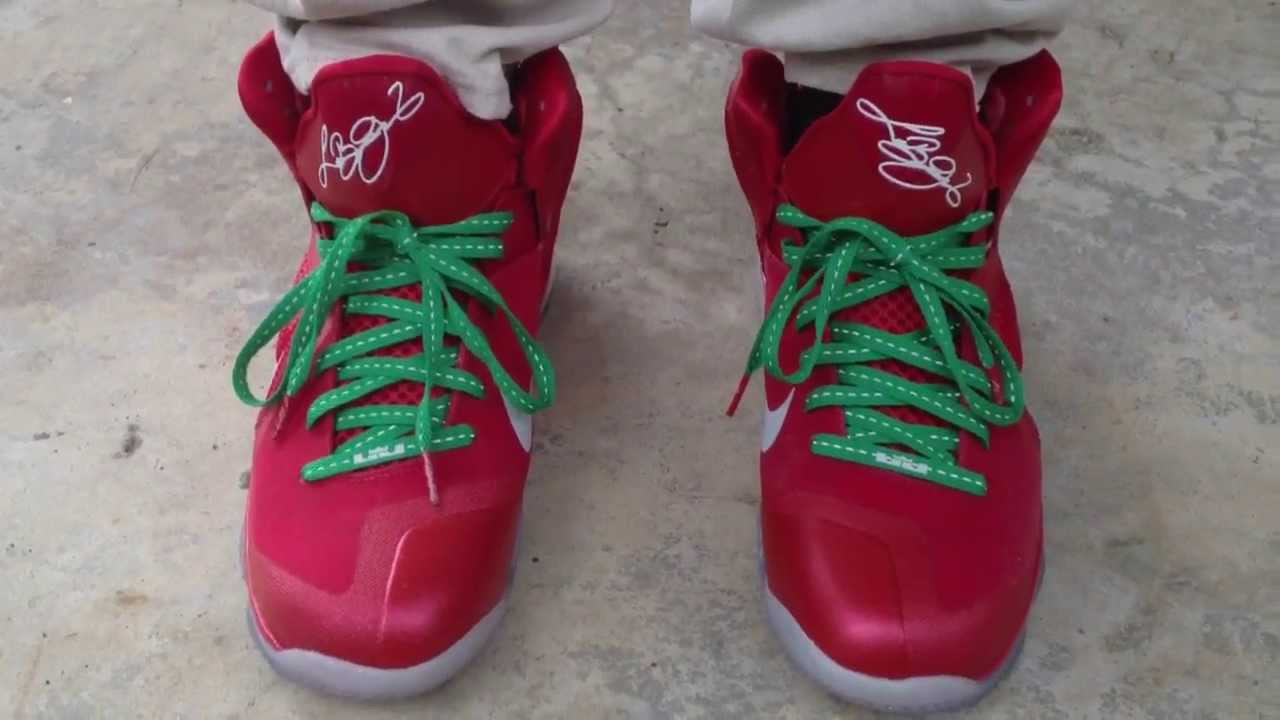 sale retailer 35bdb d83fe Nike Lebron 9