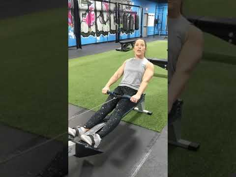 Elite Edge Gym Des Moines: Trainer Tip on Rowing
