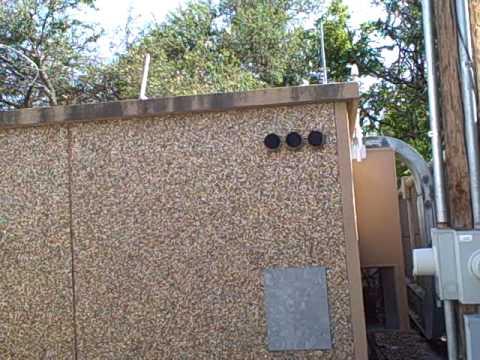 Solar Air Conditioner - Green Power Resource Management