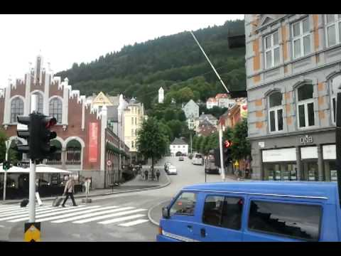 Bergen city tour  2012 07 28 09 23 36