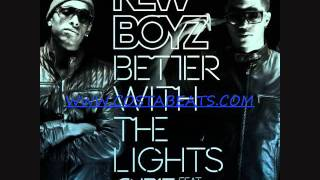New Boyz Feat. Chris Brown- Better With the Lights Off (Instrumental w/ Hook)