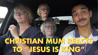 """CHRISTIAN MOM Reacts To """"Jesus Is King"""" Kanye West Latest Album, Is She A Fan!?"""