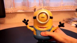 Интерактивная игрушка Стюарт из Despicable Me 2