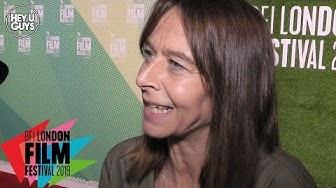 Kate Dickie Interview - Our Ladies Premiere