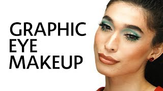 How to: Create a Graphic Eye Makeup Look | Sephora