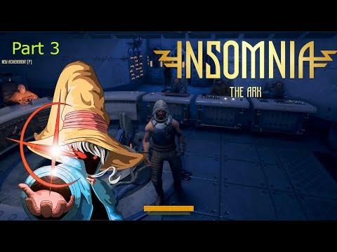 Insomnia: The Ark Part 3 | Lost and broken merchant |