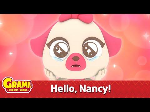 Hello, Nancy!ㅣGrami's Circus Show L 3D Comedy Animation