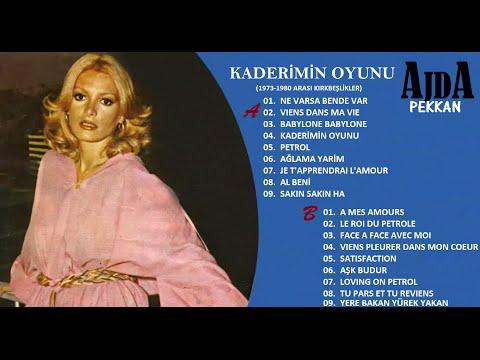 AJDA PEKKAN - KADERİMİN OYUNU (1980) FULL ALBÜM