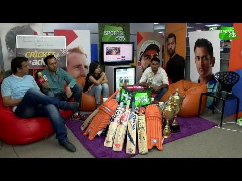 #CricketAdda, Day 9: Virat's Bangalore Takes On Rahane's Rajasthan | Sports Tak
