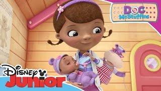 Doc McStuffins - Best Big Sister | Official Disney Junior Africa