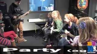 Bach to Rock Birthday Parties - Rock Band, Karaoke, Rock City