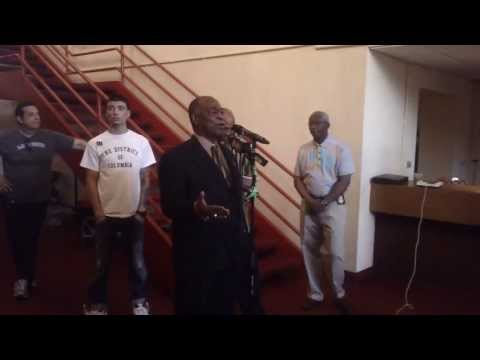 All-In Entertainment presents Champion Class Weigh-Ins at UDC 5-17-2013 by Juan Marshall