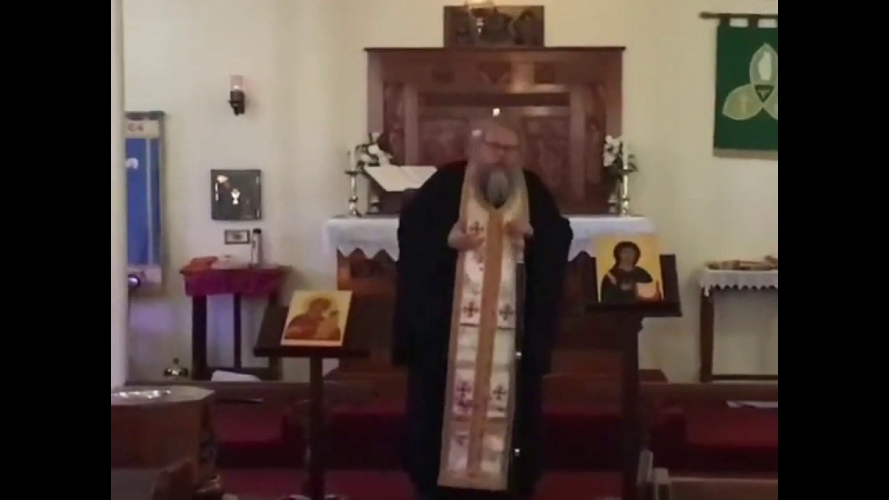 Mission as Apostolic Work and the Place of Repentance - Sermon by  Metropolitan Jonah