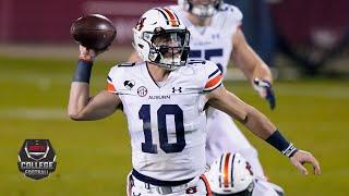 Auburn Tigers Vs. Mississippi State Bulldogs | 2020 College Football Highlights