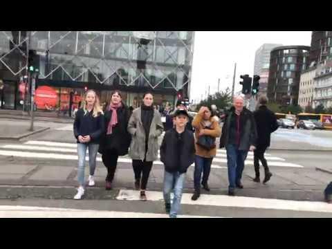 Copenhagen Denmark 2017 City Center
