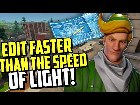4 Editing Techniques to EDIT FAST LIKE THE PROS on Fortnite! (Fortnite Tips and Tricks)