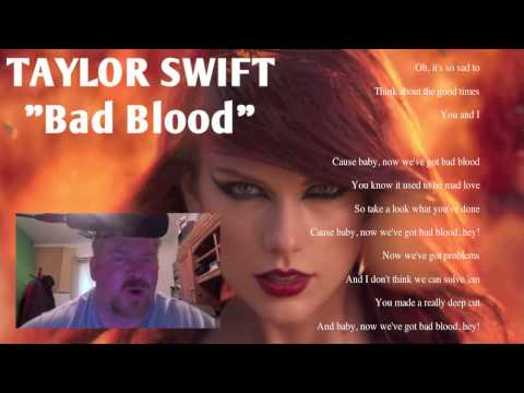 """TOP TUNES VOICE GUY: Taylor Swift, """"Bad Blood"""""""