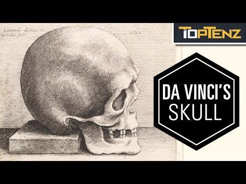 Top 10 Strange Tales Of Skulls And Bones