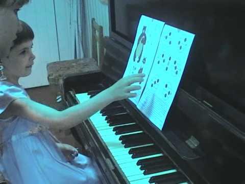 Уроки фортепиано / 1С 8.2