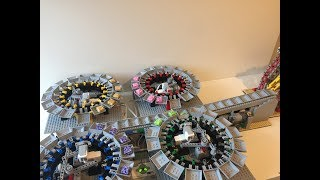Lego Mindstorms EV3 - Candy Circles Dispenser System - Final Version