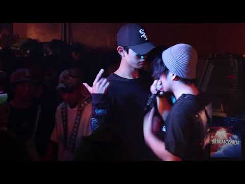 りるじき×hohoreho×EVOL vs 白虎×A$HURA×Rect-D | 凱旋MC BATTLE 3on3