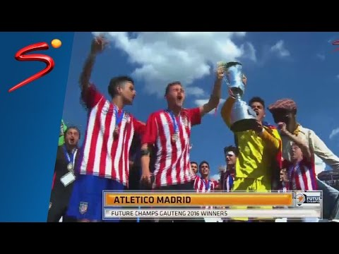 GFC U-17 Final: Atlético de Madrid vs Bidvest Wits