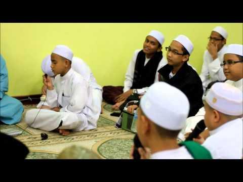 Darul Quran Wal Hadith : Qasidah Allahumma Sholli Ala Muhammad