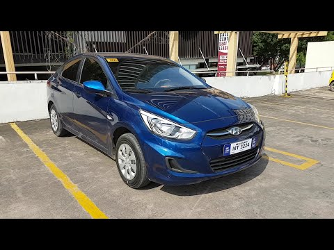 HYUNDAI ACCENT NEW CAR TOUR