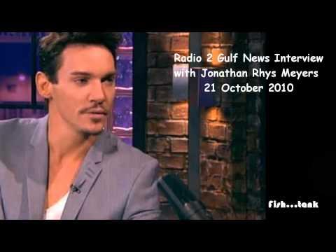 Jonathan Rhys Meyers - Radio 2 Gulf News Interview 21 Oct 2010