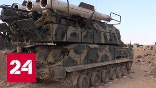 """Было сложно, но мы справились: сирийские зенитчики рассказали, как сбивали """"Томагавки"""" - Россия 24"""
