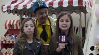 Матрешка Kids TV  на Новогоднем представлении в цирке