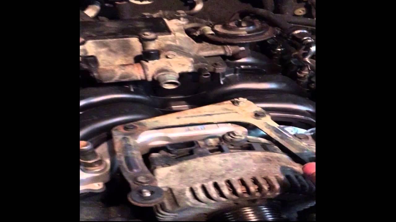 2007 Chevrolet Uplander Engine Diagram C 243 Mo Cambiar El Sensor De Detonacion Knock Sensor Youtube