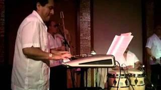 Salsa Piano Solo (Improvisation) in G Minor / Sol Menor - Albeniz Quintana on Piano