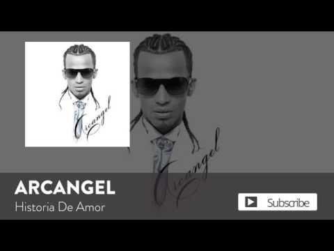 Arcangel - Historia de Amor [Official Audio]