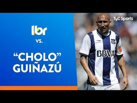 Lbero VS Pablo 'Cholo' Guiaz