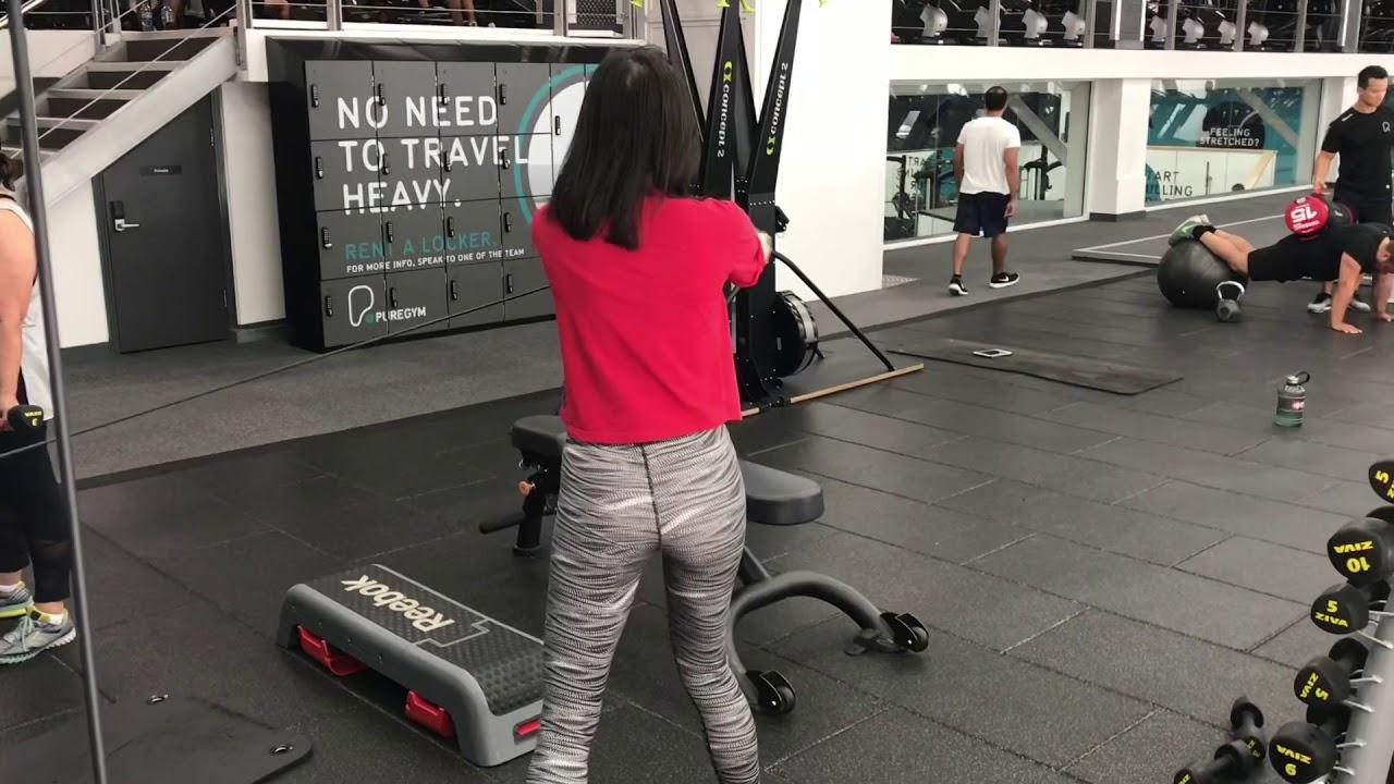 Pure Gym Canary Wharf >> Personal Training Canary Wharf Puregym Youtube