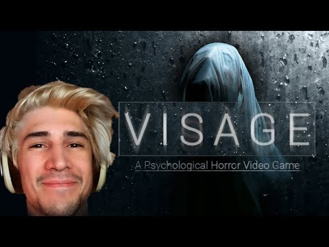 xQc Plays the Horror Game VISAGE | with Chat