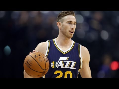 Jazz Open To Gordon Hayward Sign-And-Trade With Celtics