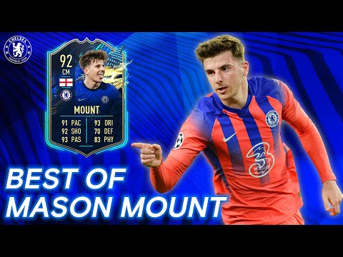 The Best of Mason Mount's 100 Chelsea Appearances | EA SPORTS TOTS Midfielder