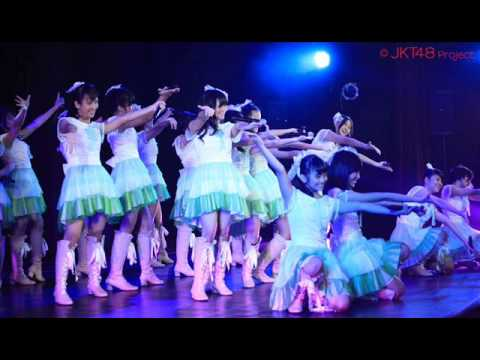 JKT48 - Inochi No Tsukai Michi ( Clean Version - No Chant )