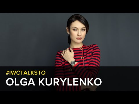#IWCTalksTo: Olga Kurylenko